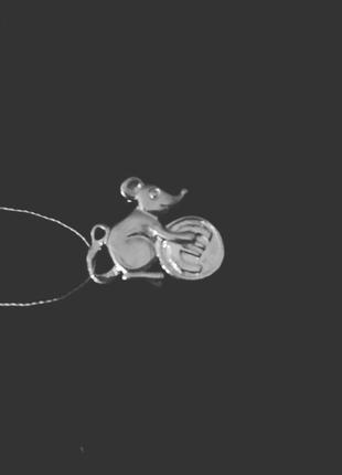 Кулон  серебро 925*