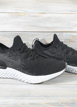 Nike epic react flyknit оригинальные кросы орігінальні кроси