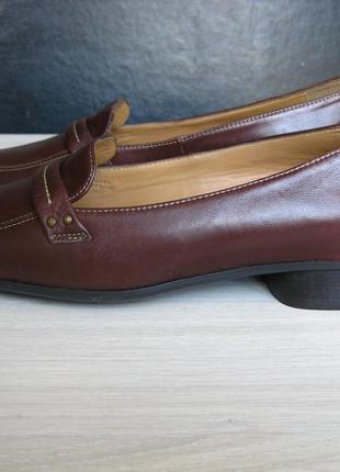 Туфли закрытые van dal uk.3d стелька 24 см.