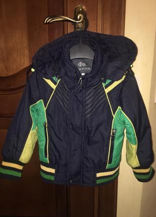 Куртка 104см favor
