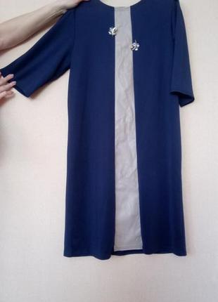 Красивое платье на весну 50 размер # красивое платье на весну 52 размер