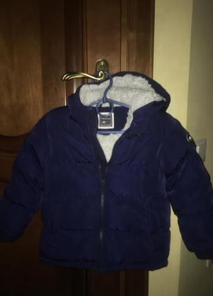 Куртка 110-116см