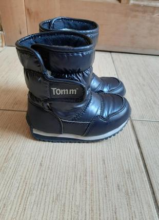 Tom.m зимние сапоги