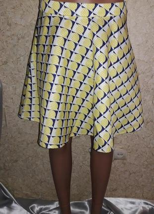 Симпатичная яркая шкодная юбка