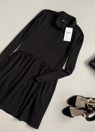 Новое идеальное базовое платье рубашка house
