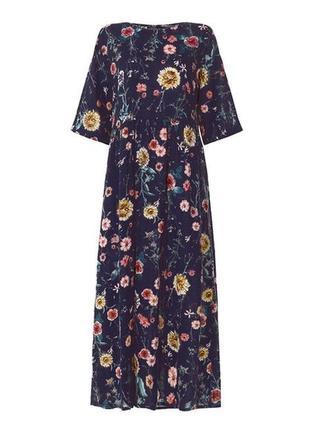 Платье летнее женское 48 размер