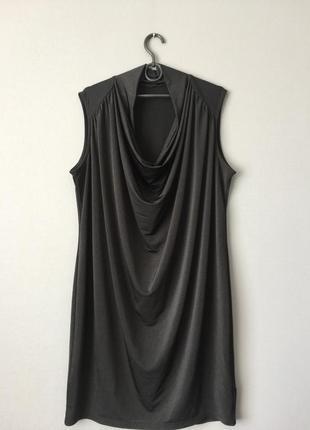 Легкое летнее платье h&m 12---46 размер.