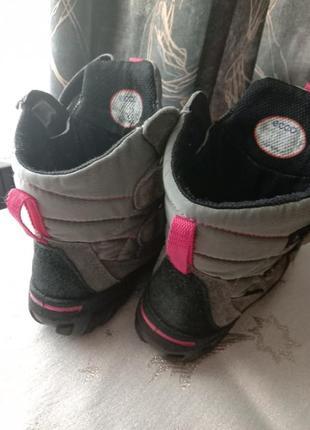Термо сапоги термо ботинки мембрана gore tex 25р3 фото