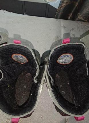 Термо сапоги термо ботинки мембрана gore tex 25р5 фото
