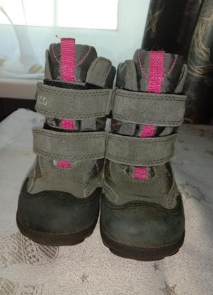 Термо сапоги термо ботинки мембрана gore tex 25р