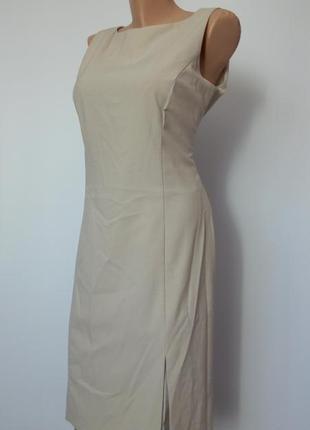 Платье миди фуляр офисное 50 52 размер бюстье трендовое весеннее распродажа