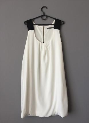 Легкое платье zara s--44 размер.