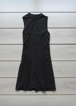 Платье майка рубчик с красивой спиной от tally weijl