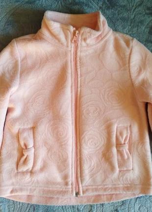 Флиска palomino mothercare next zara, флісова кофта, поддева, свитер