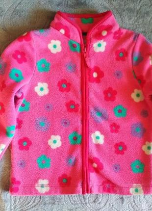 Флиска mothercare next zara, флісова кофта, поддева, свитер1 фото