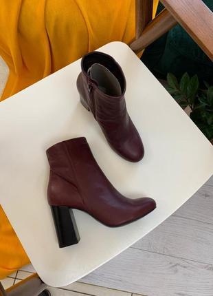 Стильні ботинки goldmud