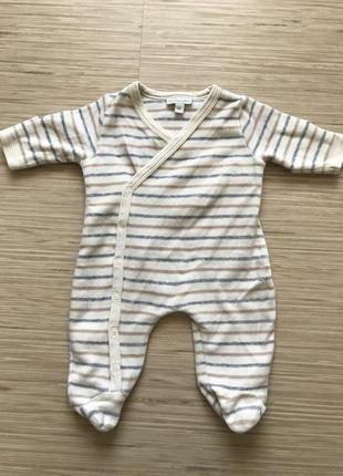 Теплий бодік для новонароджених