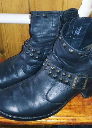 Ботинки paul green 4 37 р. 100%кожа
