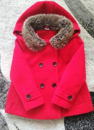 Пальто tu next zara, пальтишко, плащик, плащ, курточка, куртка деми