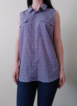 Легкая блуза 16