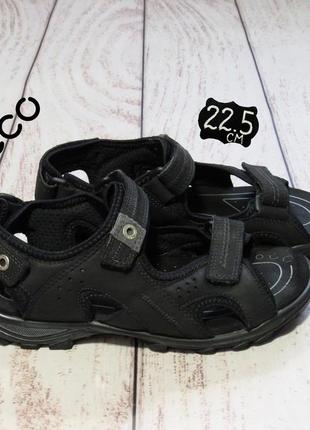 Ecco сандали для мальчика