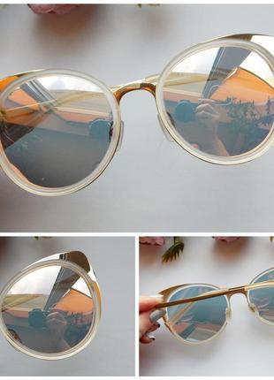 Распродажа! солнцезащитные очки в жемчужном цвете