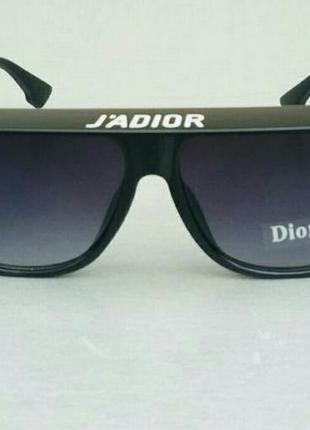J'adior by christian dior очки женские солнцезащитные черные с козырьком