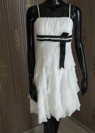Невероятно красивое и нежное платье. выпускное, нарядное, вечернее, коктейльное.