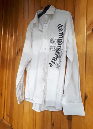 Рубашка  из италии avcanni boretti