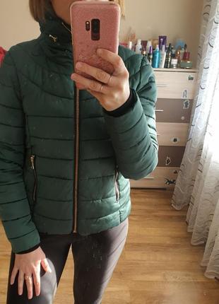 Куртка zara bershka