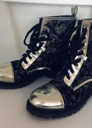 Стильные ботинки, для модницы🔥