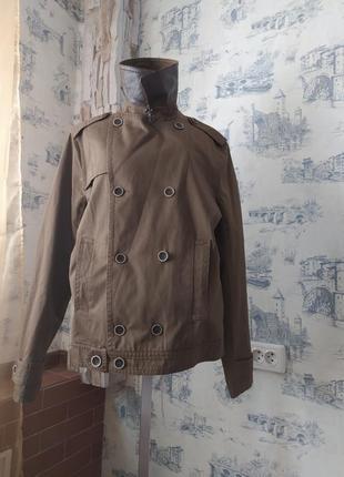 Куртка котон h&m 175/96a, 48 eur