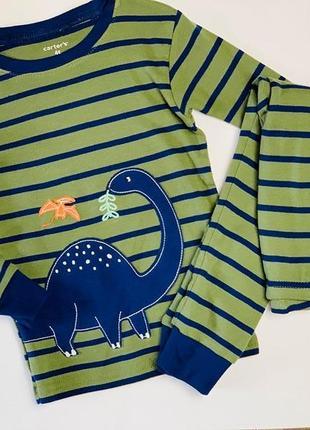 Пижамка 2в1  для мальчика carter's