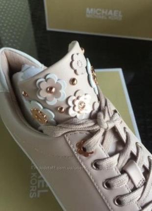 Кроссовки сникерсы michael kors3 фото