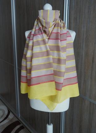 Marc o'polo солнечный хлопковый шарф.