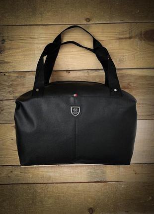 Новая стильная сумка pu кожа / сумка повседневная / сумка для фитнеса / в дорогу
