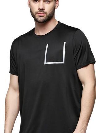 Мужская спортивная потоотводящая футболка crivit