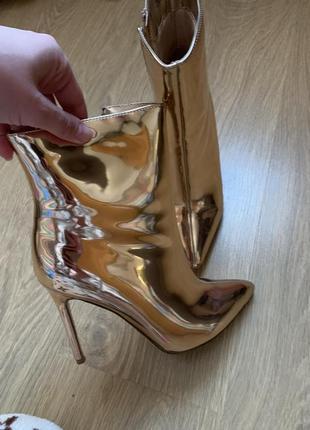 Женские ботильоны, ботинки forever 21