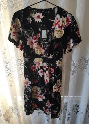 Платье-накидка new look