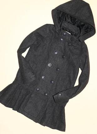 Пальто m&s, 7-8лет
