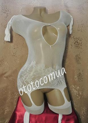 5-150 сексуальная боди-сетка комбинезон в упаковке/ сексуальное белье/ эротическое белье2 фото
