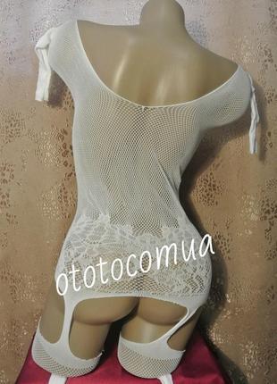 5-150 сексуальная боди-сетка комбинезон в упаковке/ сексуальное белье/ эротическое белье3 фото