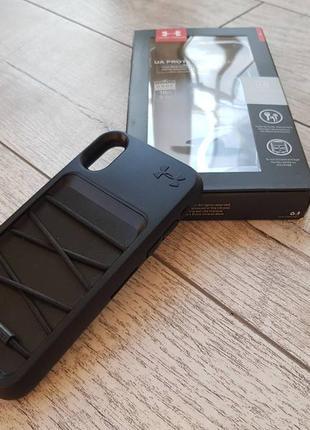 Противоударный защитный чехол under armour ua protect arsenal для iphone x/xs