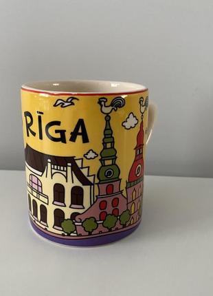 Чашка рига