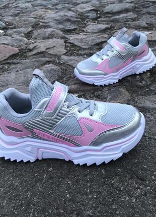 Кроссовки для девочек тм boyang