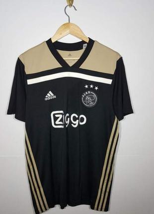 Мужская футбольная футболка ajax amsterdam аякс