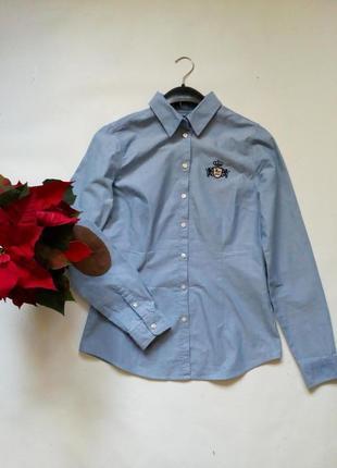 Рубашка плотный хлопок