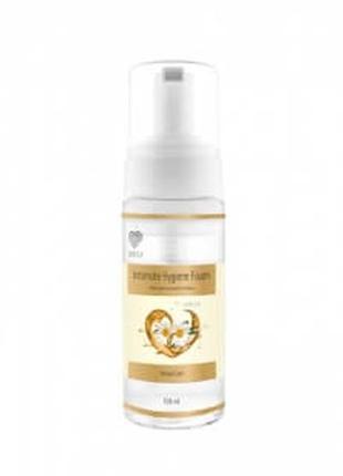 Пенка для интимной гигиены «natural care» lovely, 150 мл