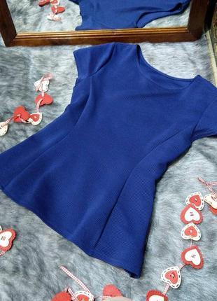 #розвантажуюсь блуза топ кофточка с баской atmosphere