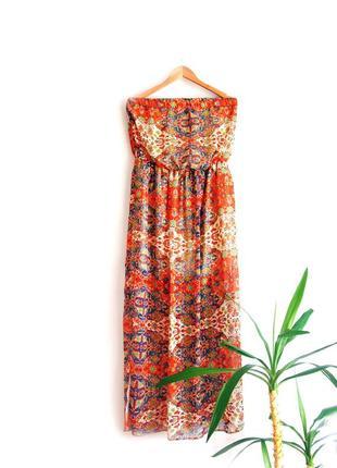 Легкое платье сарафан atmosphere